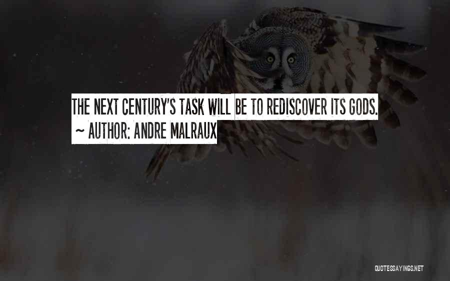 Andre Malraux Quotes 994394