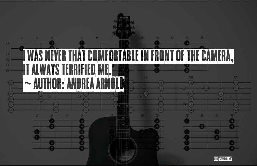 Andrea Arnold Quotes 1320469