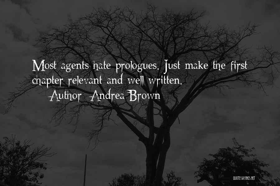 Andrea Brown Quotes 2012200