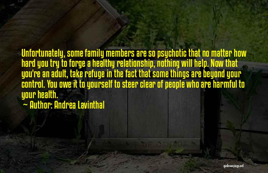 Andrea Lavinthal Quotes 125720