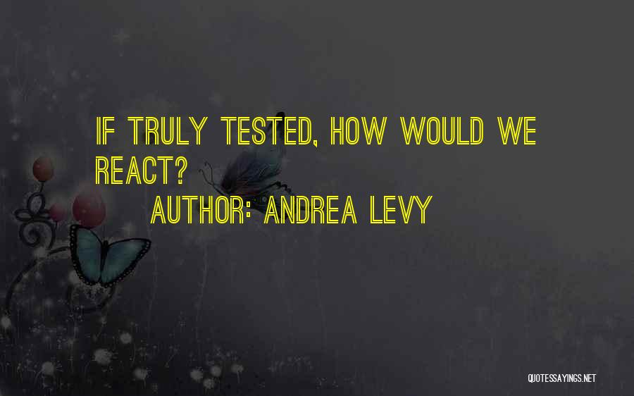 Andrea Levy Quotes 1152899