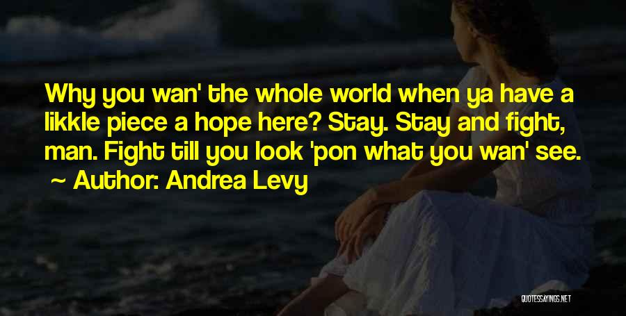 Andrea Levy Quotes 1166083