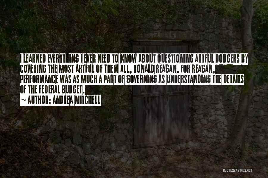 Andrea Mitchell Quotes 341806