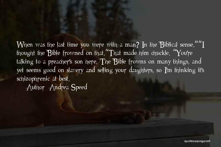 Andrea Speed Quotes 1195067