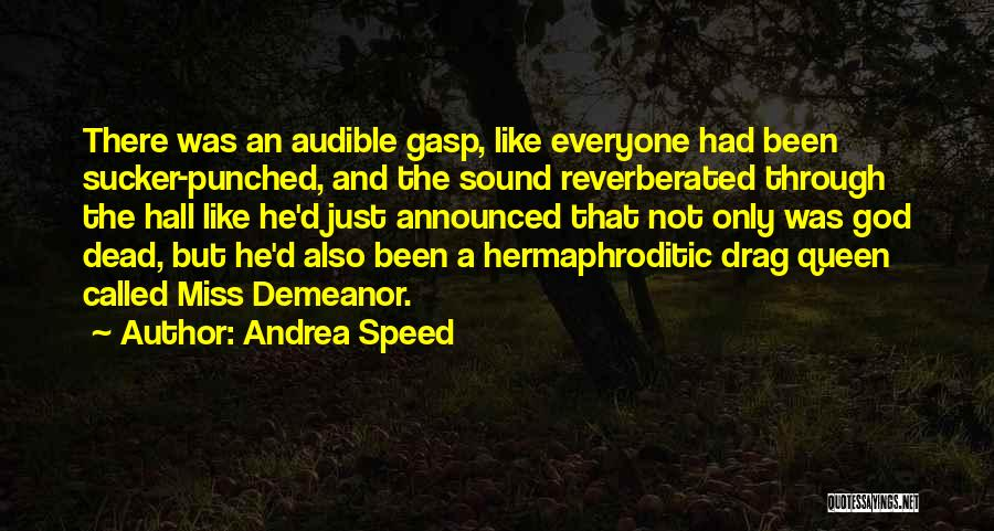 Andrea Speed Quotes 2168346