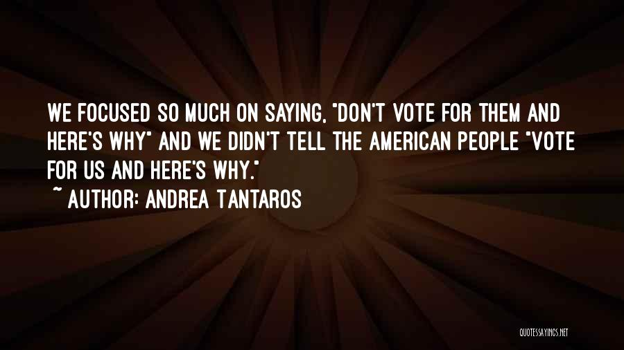 Andrea Tantaros Quotes 307411