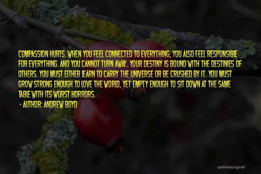 Andrew Boyd Quotes 2235286