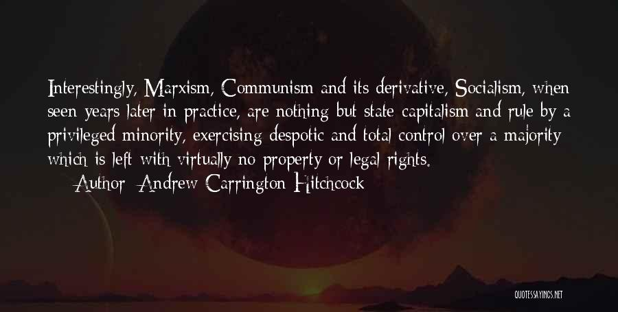 Andrew Carrington Hitchcock Quotes 887637