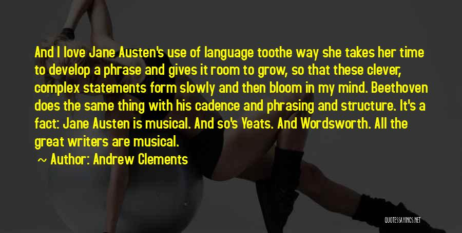 Andrew Clements Quotes 1018323