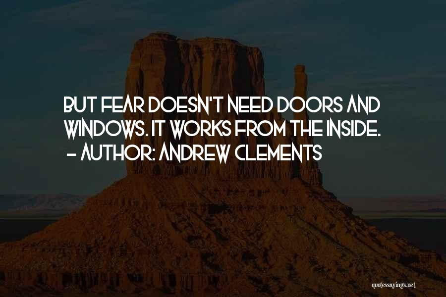 Andrew Clements Quotes 1849594