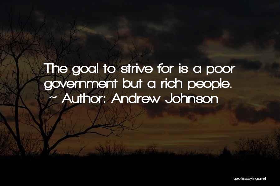 Andrew Johnson Quotes 124587