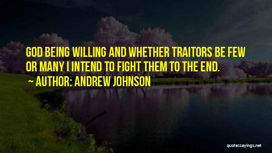 Andrew Johnson Quotes 1361972