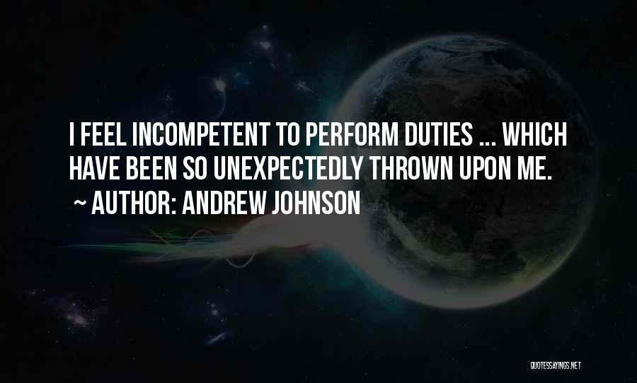 Andrew Johnson Quotes 1389971