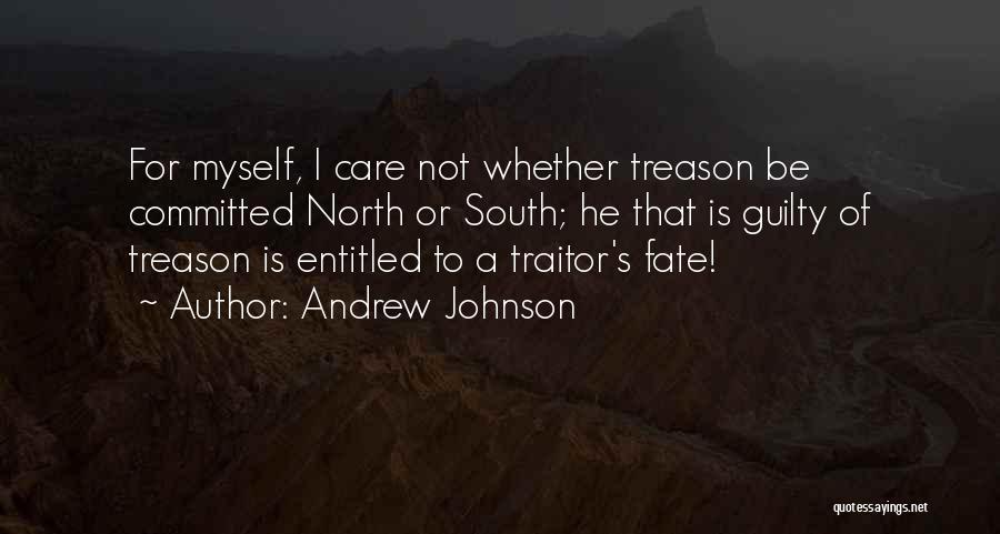 Andrew Johnson Quotes 1677619