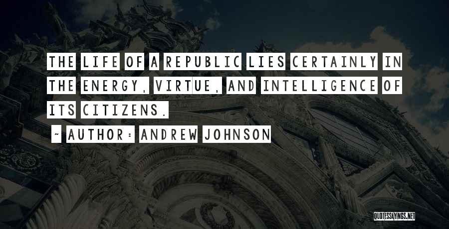 Andrew Johnson Quotes 1739467