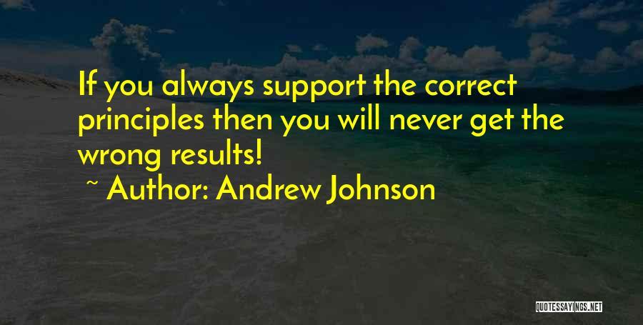 Andrew Johnson Quotes 2176924