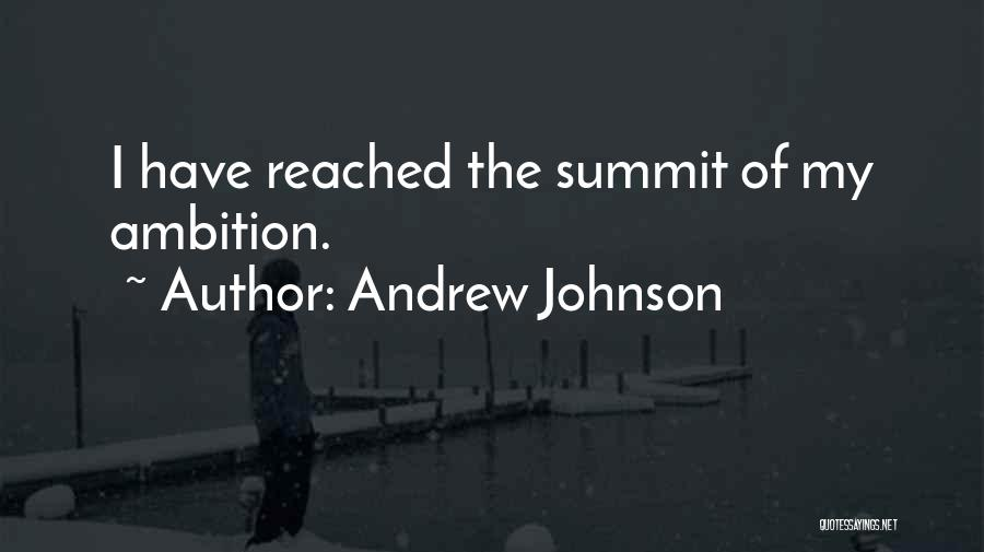 Andrew Johnson Quotes 389065