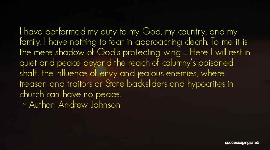 Andrew Johnson Quotes 695294