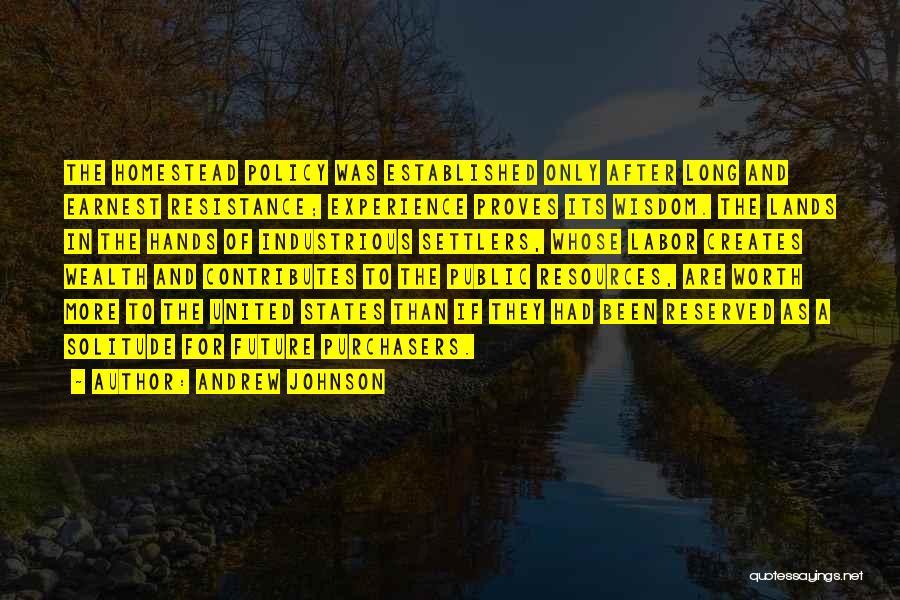 Andrew Johnson Quotes 938616