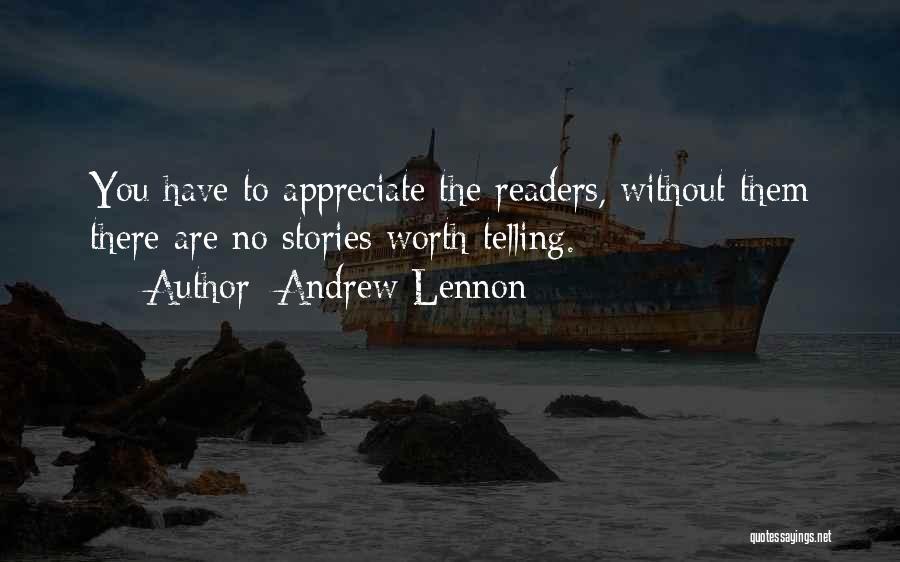 Andrew Lennon Quotes 2176972