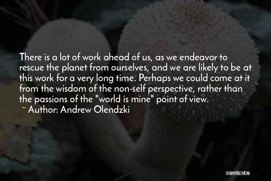 Andrew Olendzki Quotes 1692866