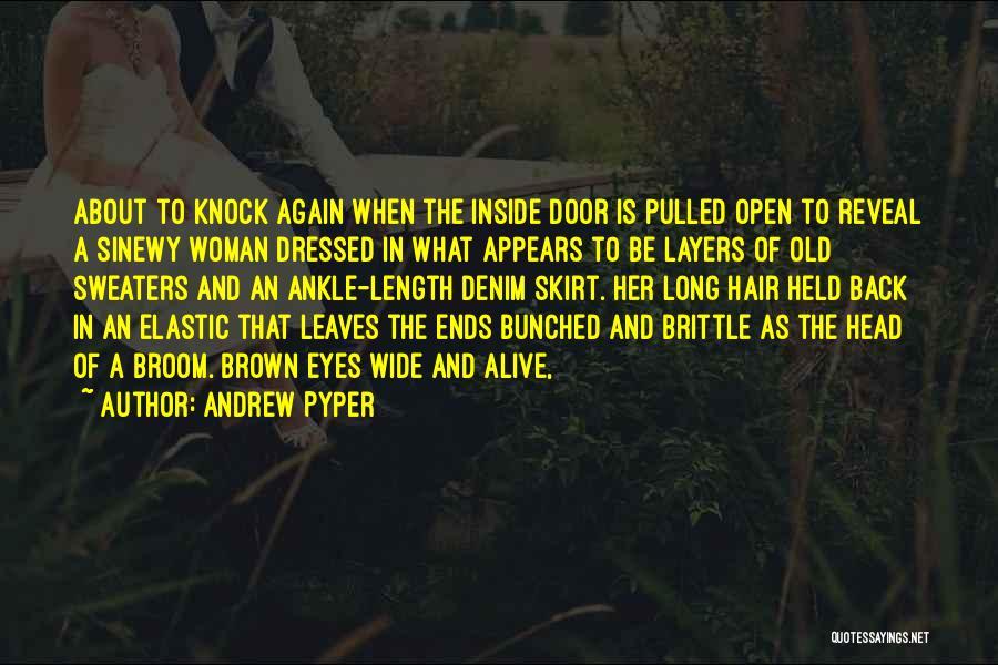Andrew Pyper Quotes 411825