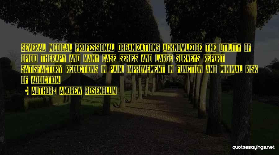 Andrew Rosenblum Quotes 946436