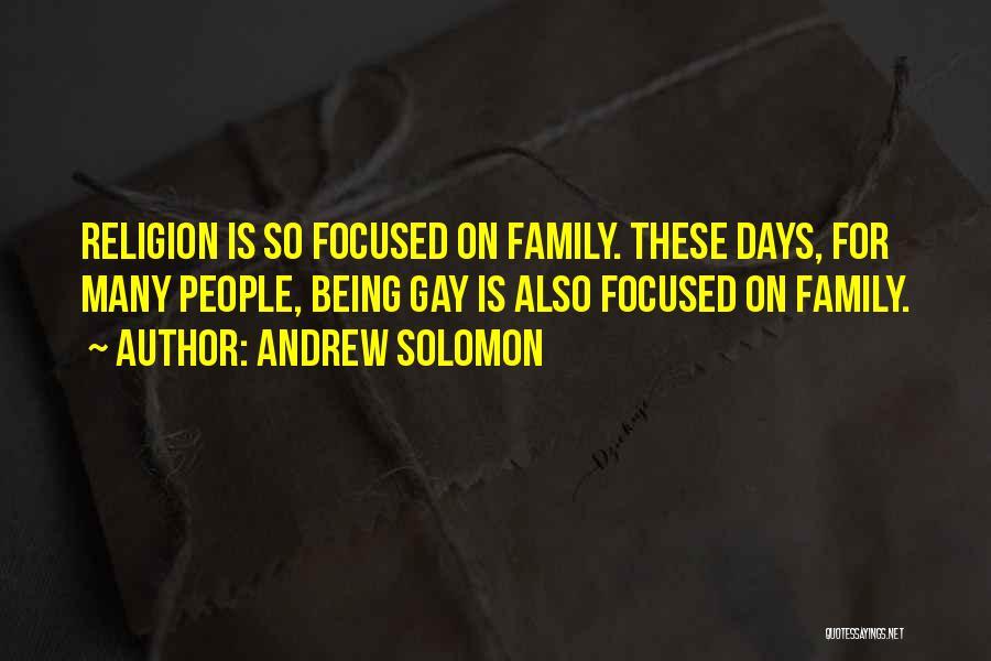 Andrew Solomon Quotes 1111679