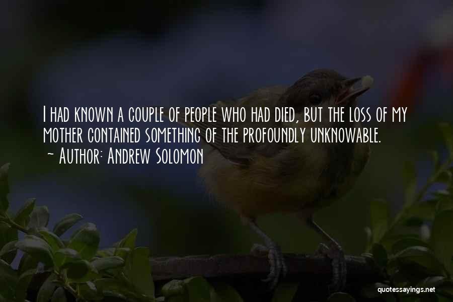 Andrew Solomon Quotes 113148