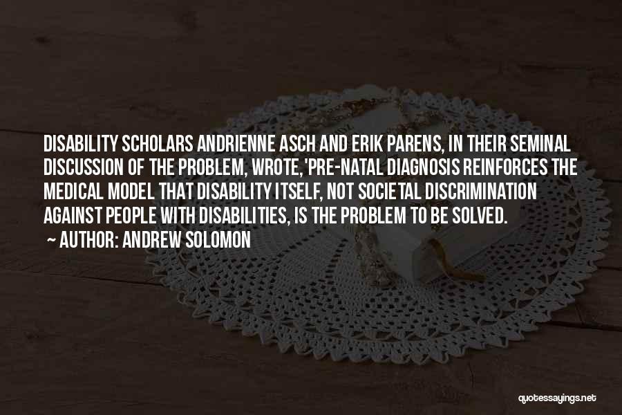 Andrew Solomon Quotes 1154328