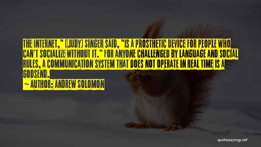 Andrew Solomon Quotes 1186447