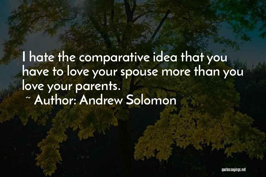 Andrew Solomon Quotes 1255566
