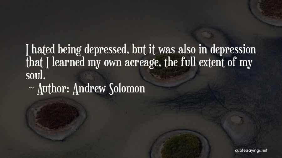 Andrew Solomon Quotes 1308092