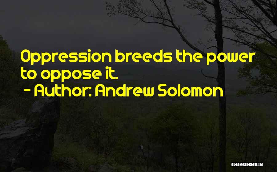 Andrew Solomon Quotes 1604351