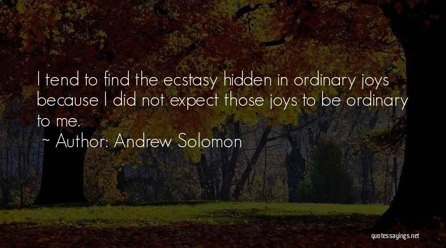 Andrew Solomon Quotes 1615122