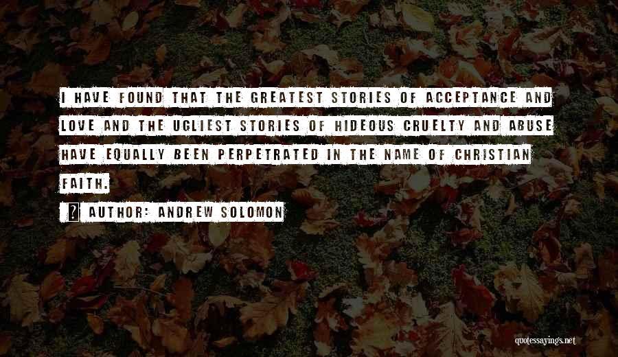 Andrew Solomon Quotes 1691952