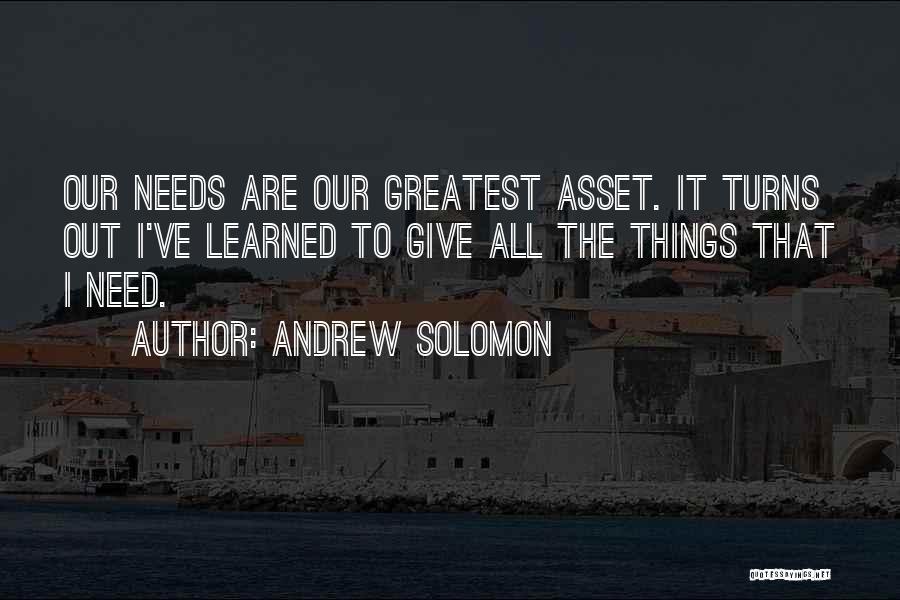 Andrew Solomon Quotes 1960742