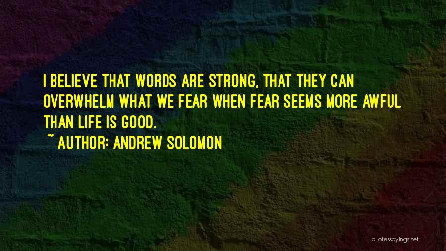 Andrew Solomon Quotes 1969577