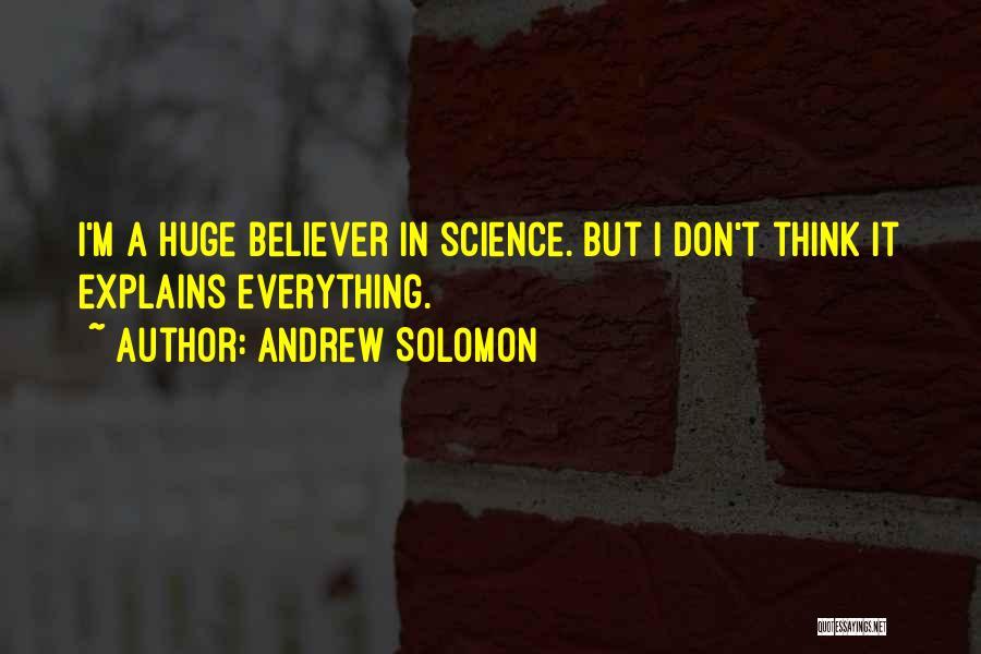 Andrew Solomon Quotes 220957