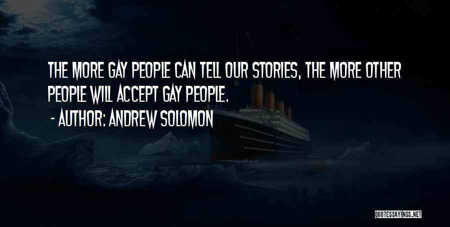 Andrew Solomon Quotes 2250070