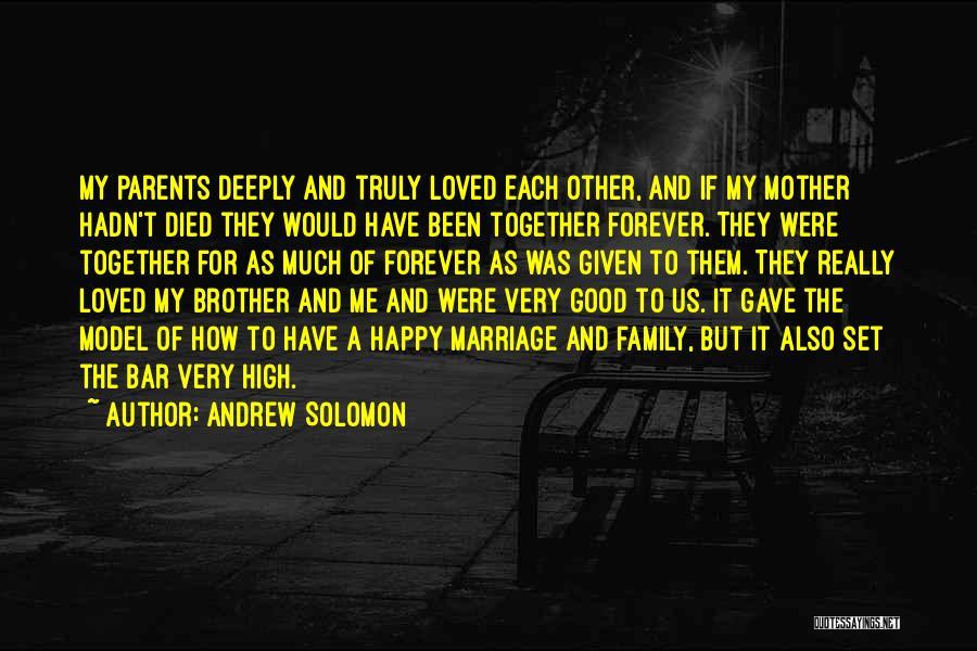 Andrew Solomon Quotes 235449