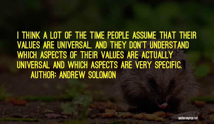 Andrew Solomon Quotes 391343