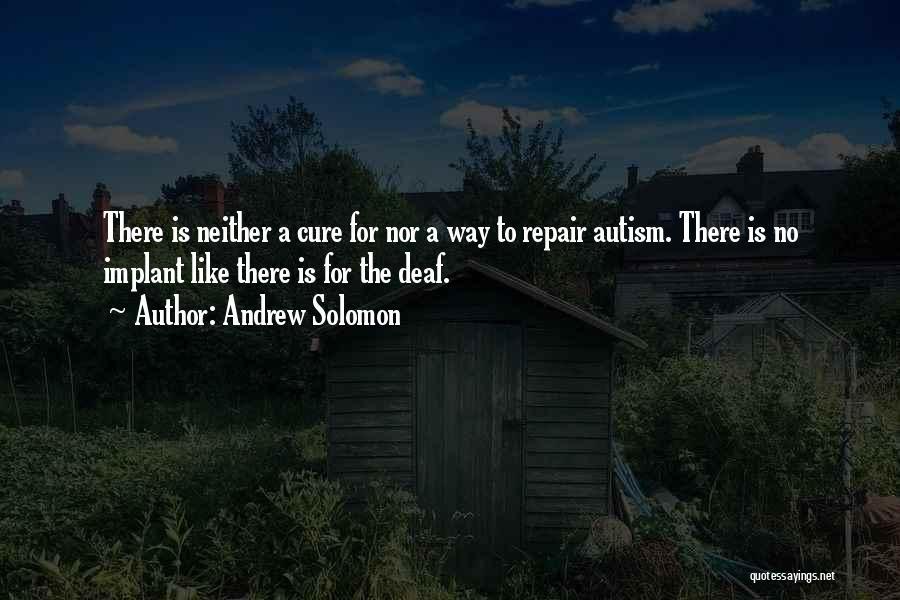 Andrew Solomon Quotes 541200