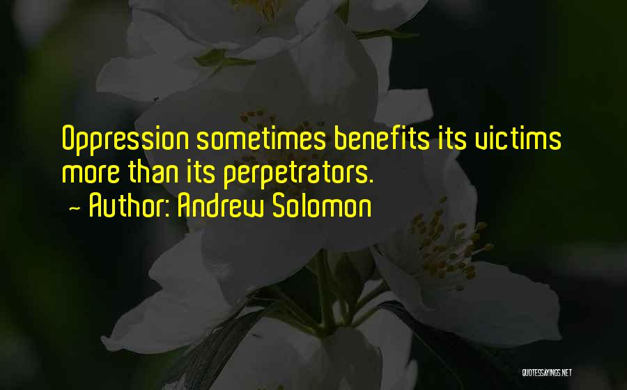 Andrew Solomon Quotes 742503