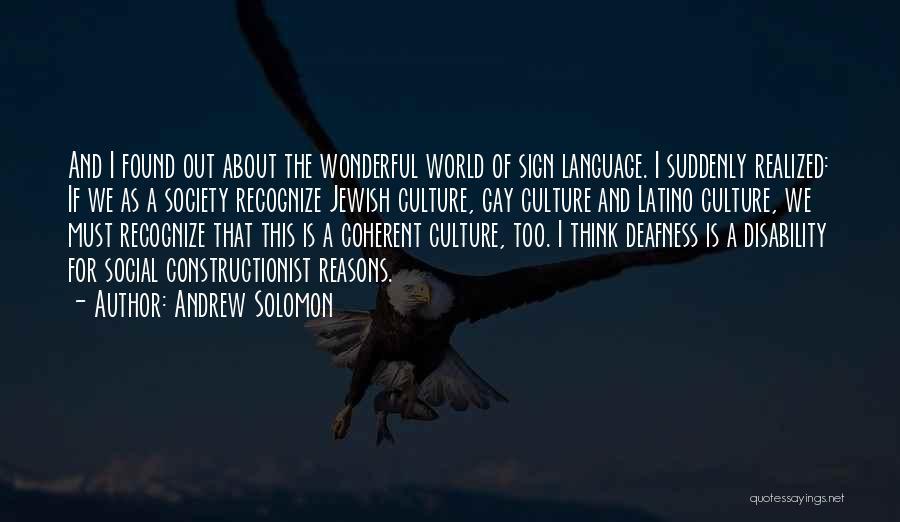 Andrew Solomon Quotes 746654