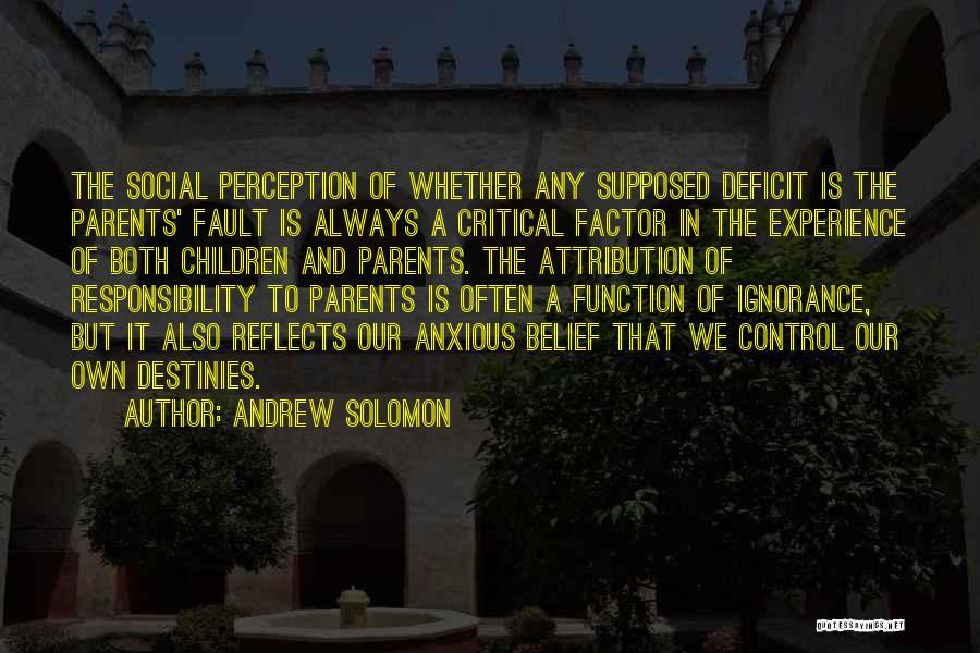 Andrew Solomon Quotes 815479