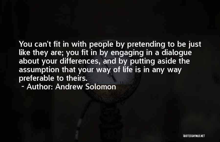 Andrew Solomon Quotes 837718