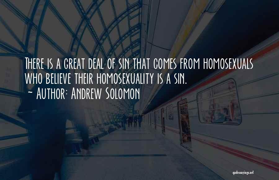 Andrew Solomon Quotes 838992