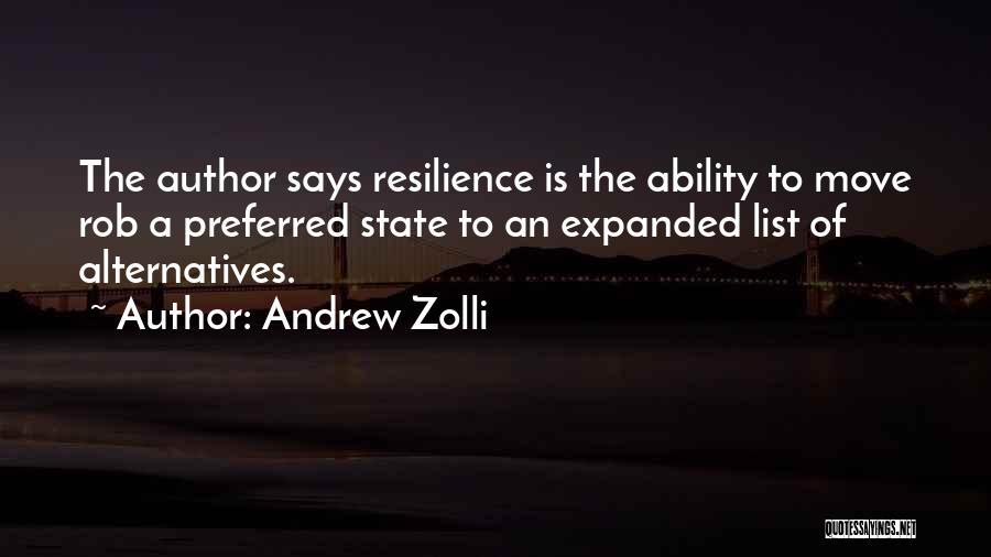 Andrew Zolli Quotes 852928