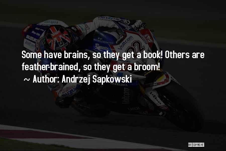 Andrzej Sapkowski Quotes 1059297